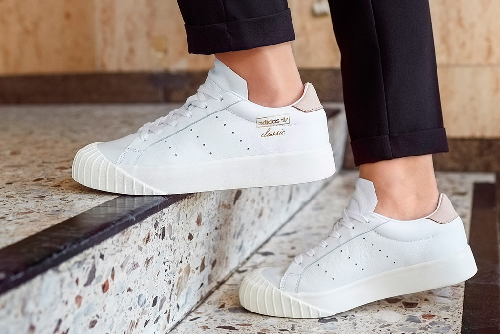 Adidas Launches the Everyn, a New