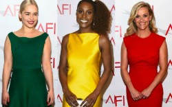 afi awards luncheon, issa rae, reese