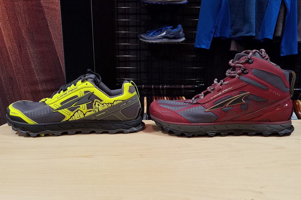 Altra Lone Peak 4.0 Mesh Low and Mid