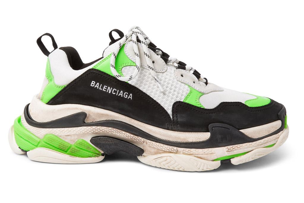 Exclusive Balenciaga Sneakers to Launch