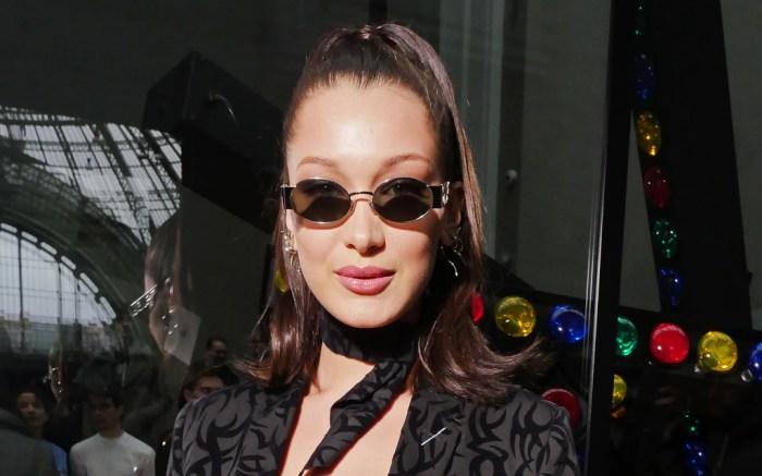 Bella Hadid , Paris Fashion Week