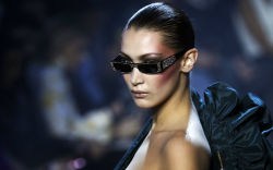 bella hadid, Alexandre Vauthier haute couture
