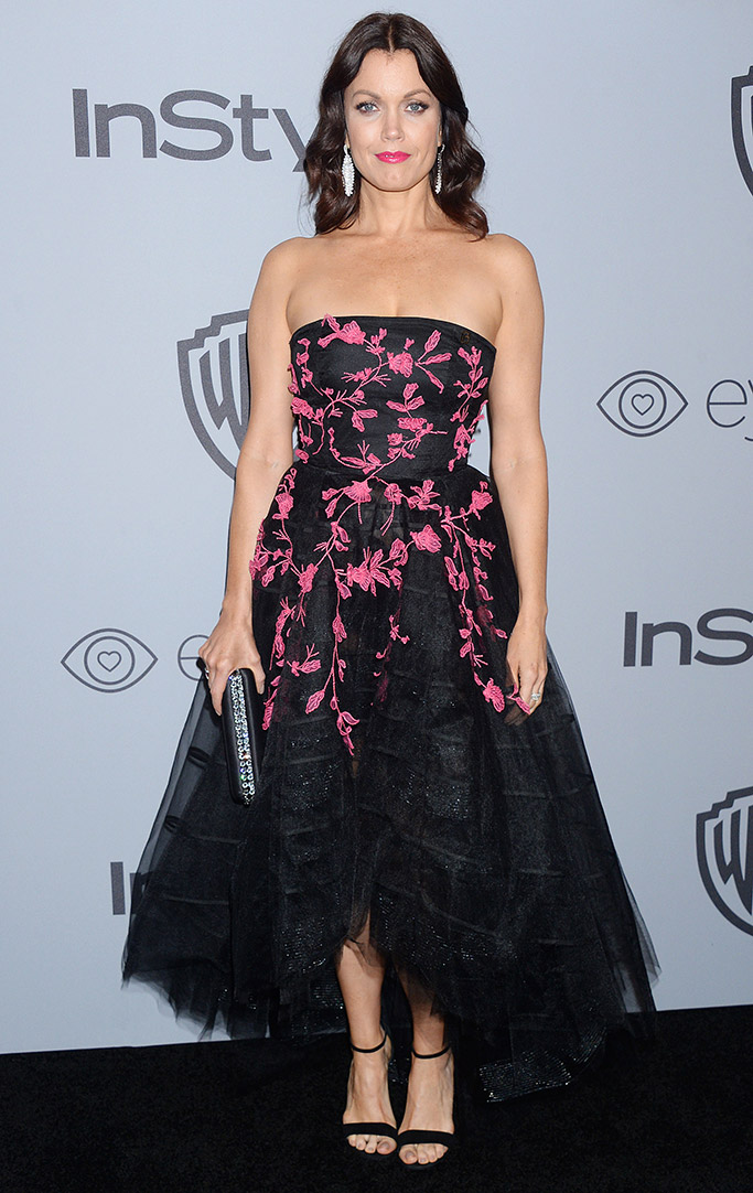 Bellamy Young Instyle Party Dress
