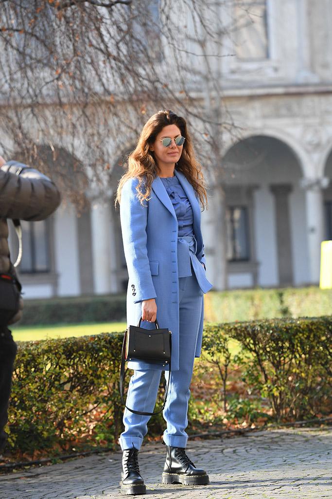 best winter boots, london fashion week, street style