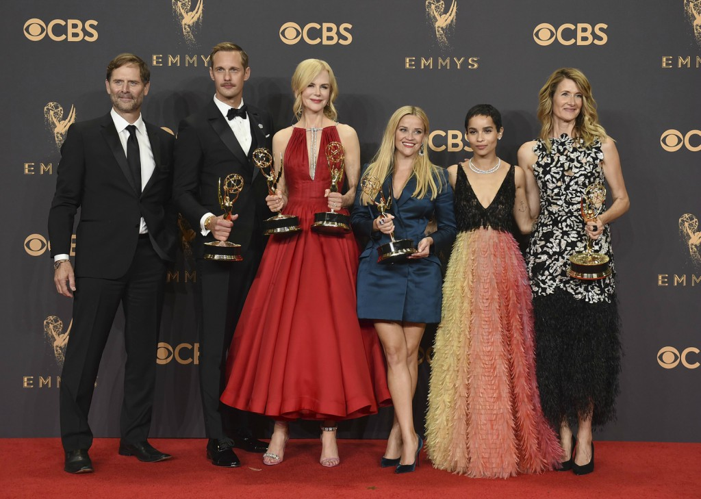 Big Little Lies, Emmys