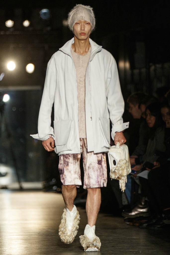 Cottweiler fall 2018, runway, london men's fashion week