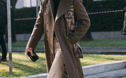 Milan Men's Fashion Week Street Style