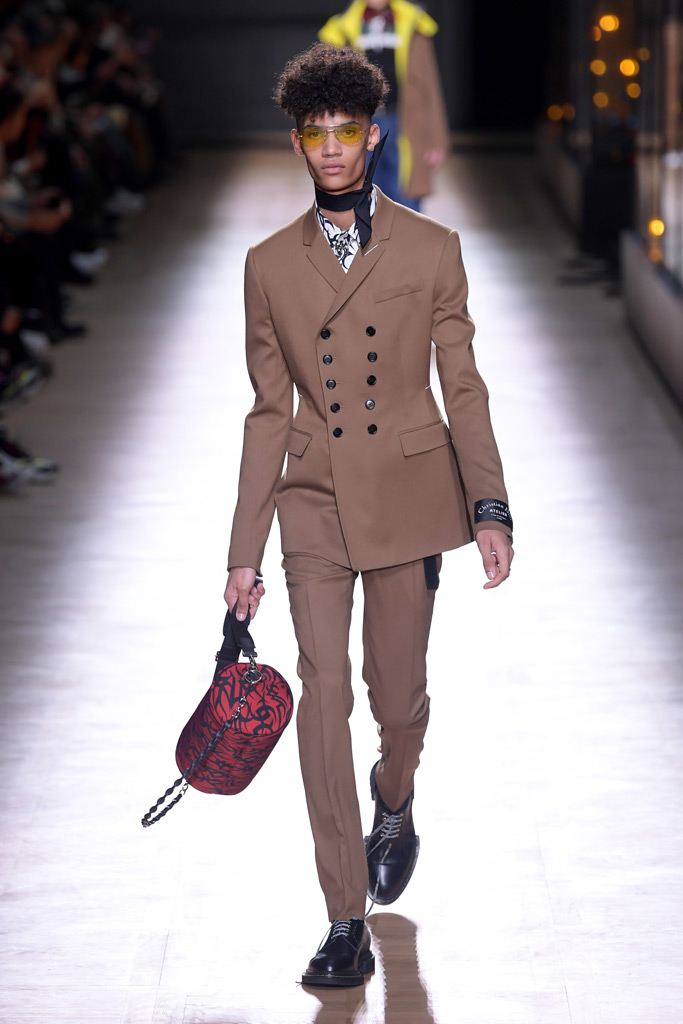 Dior Homme Fall 2018 Ready to Wear