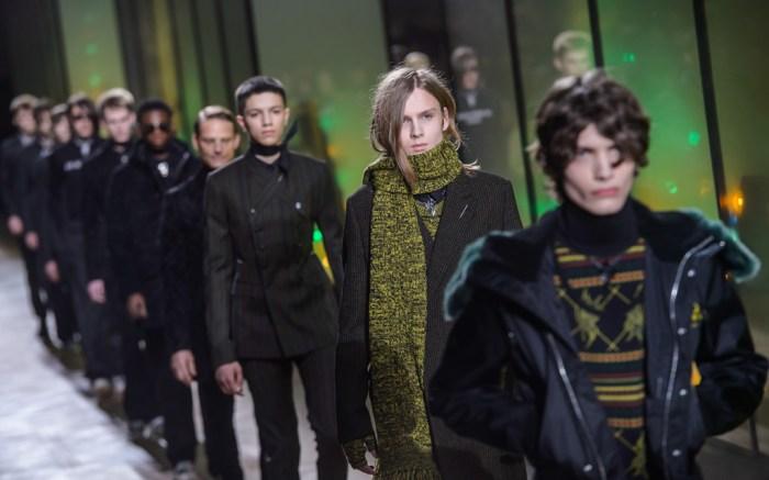 Dior Homme Runway Show