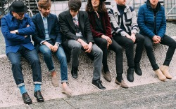Men Behind the Brands at Pitti Uomo