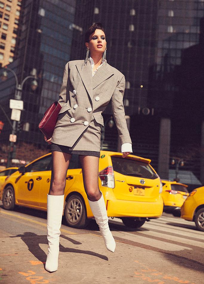 1980s, model, tights