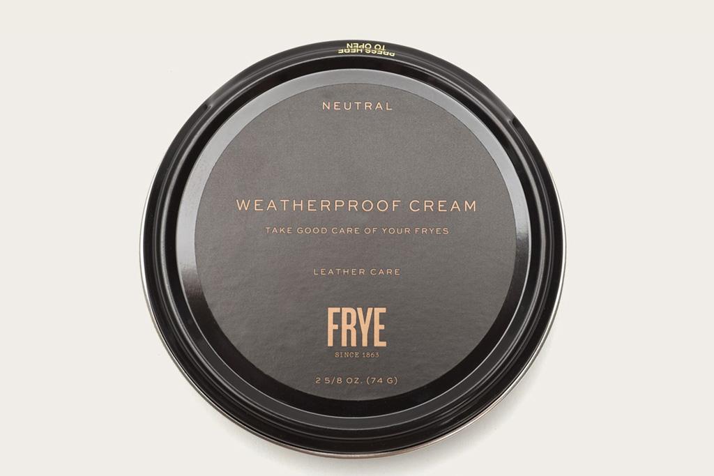 Frye Leather Cream