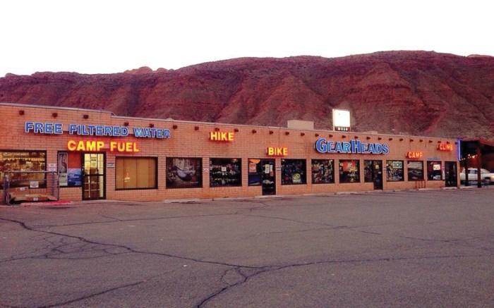 GearHeads in Moab, Utah