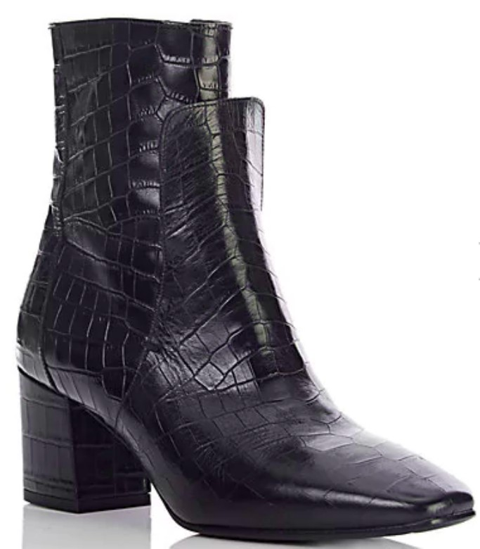 GIVENCHY Side-Zip Ankle Boots