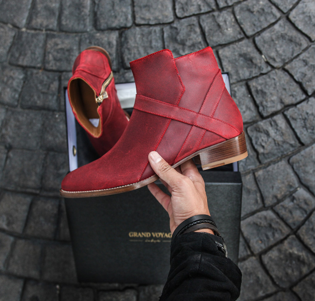 Grand Voyage shoes