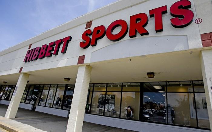 Hibbett Sports store
