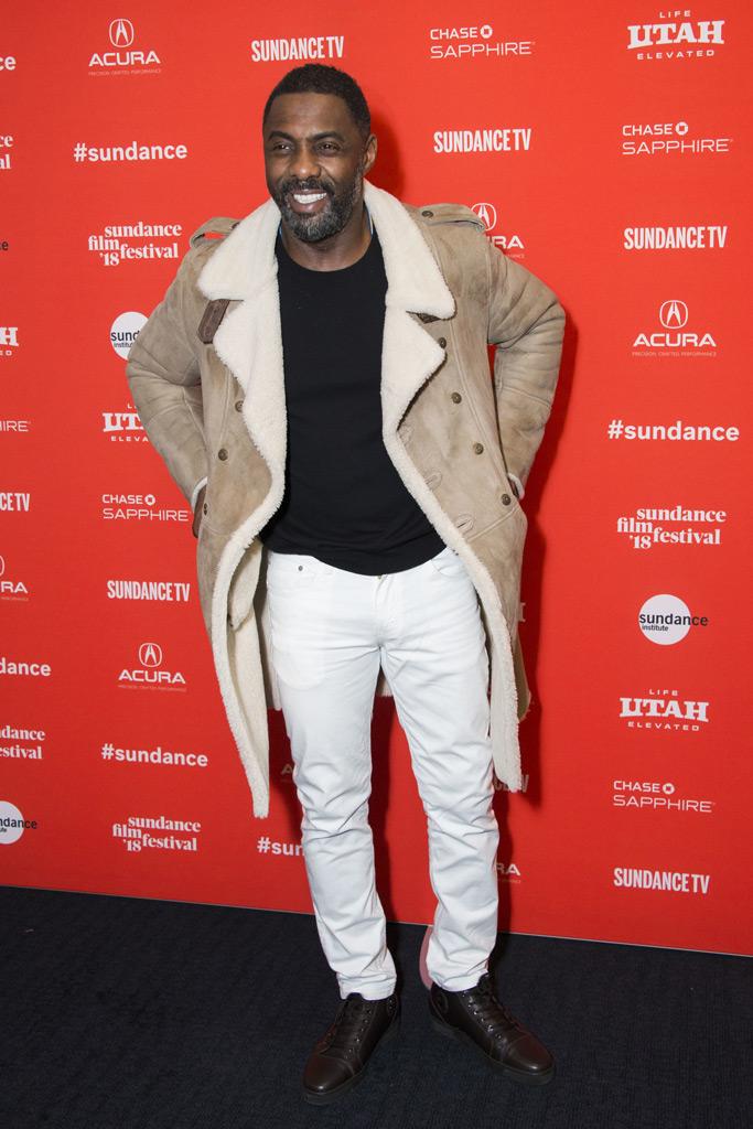 Sundance Film Festival, Idris Elba