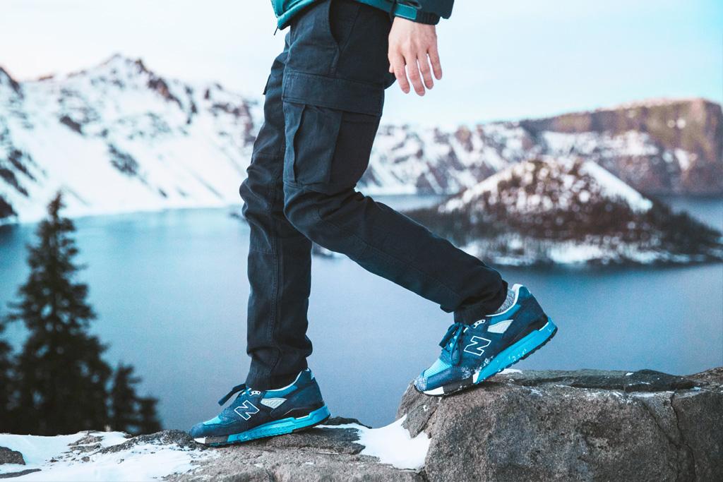 J. Crew x New Balance 998 Crater Lakes