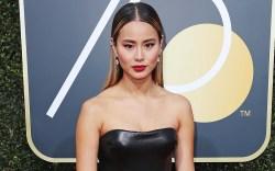 Jamie Chung Golden Globes