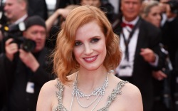 Jessica Chastain, red carpet style, cannes