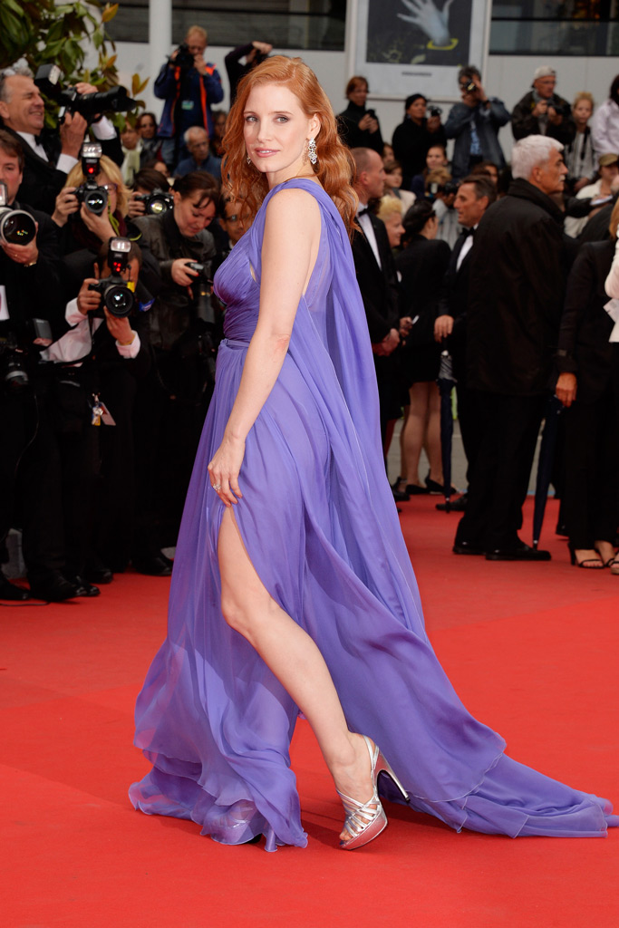 Jessica Chastain, 2014 Cannes Film Festival