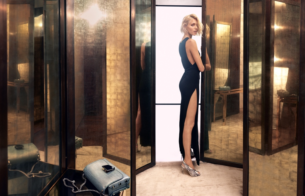 Jimmy Choo spring 2018 campaign