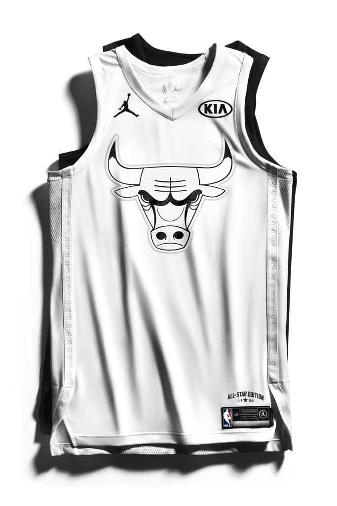 Jordan Brand Chicago Bulls All-Star Jersey