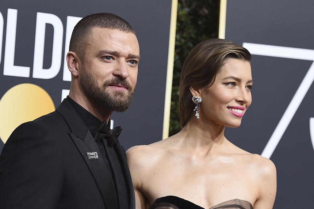Justin Timberlake And Jessica Biel Rock Matching Jordan 1 Sneakers Evesham Nj News