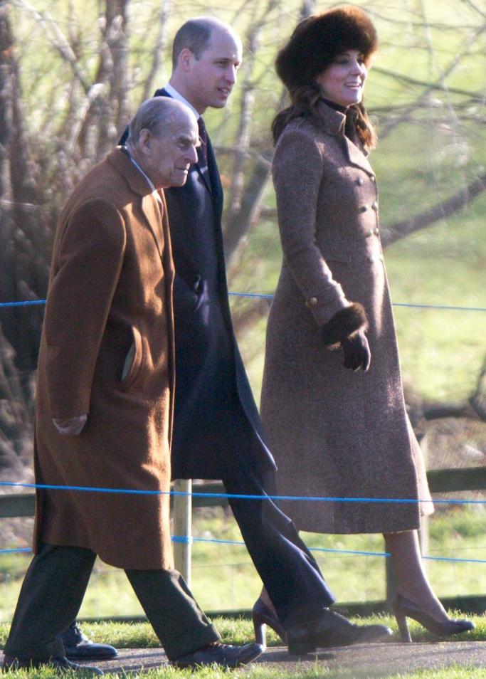 kate middleton, royal family, prince william, prince philip