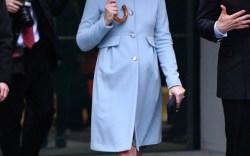 Now: Kate Middleton Pregnant in 2018