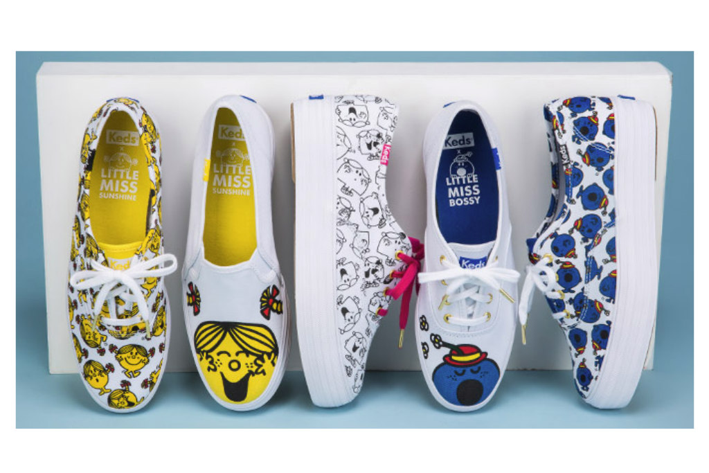 Keds Launches Sneakers Inspired by