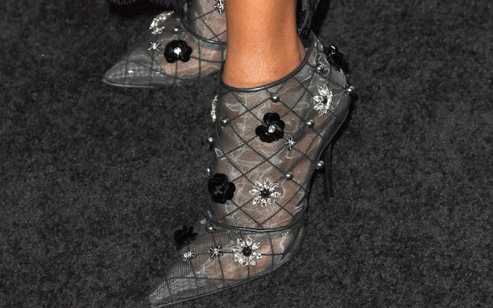 Kerry Washington Roger Vivier Shoes