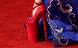 Craziest Shoes at the Grammys