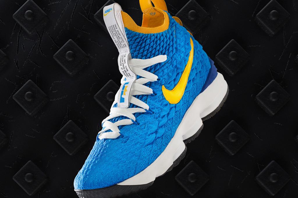 Nike LeBron 15 Watch