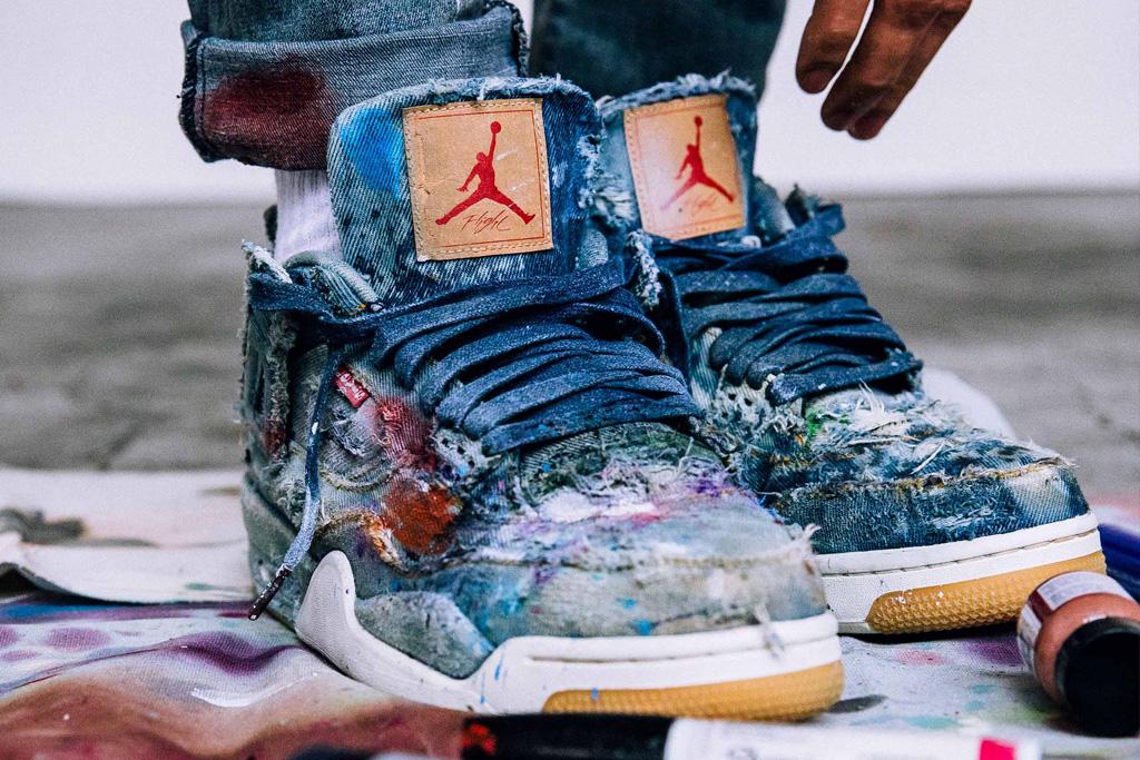 biografía Mona Lisa Anzai  NYPD Shuts Down Levi's Air Jordan Launch Due to 'Overwhelming Demand' –  Footwear News