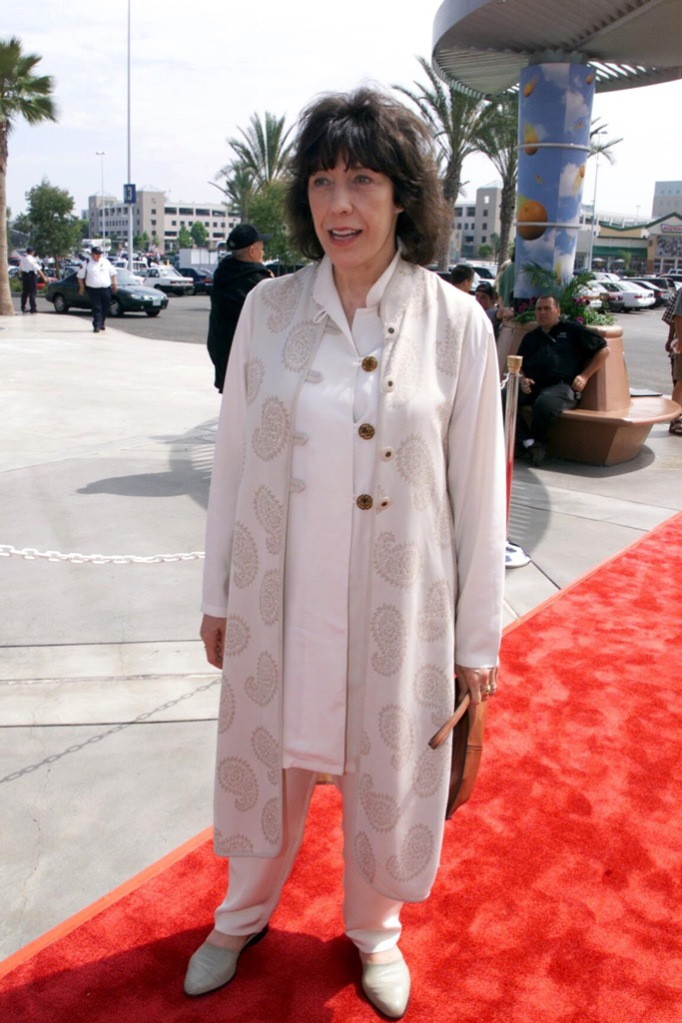 lily tomlin, outfit