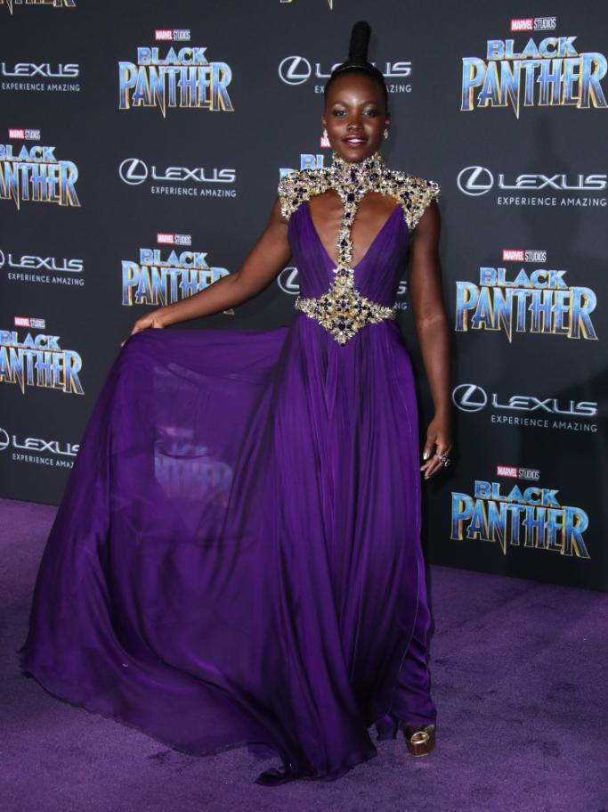 Lupita Nyong'o Black Panter