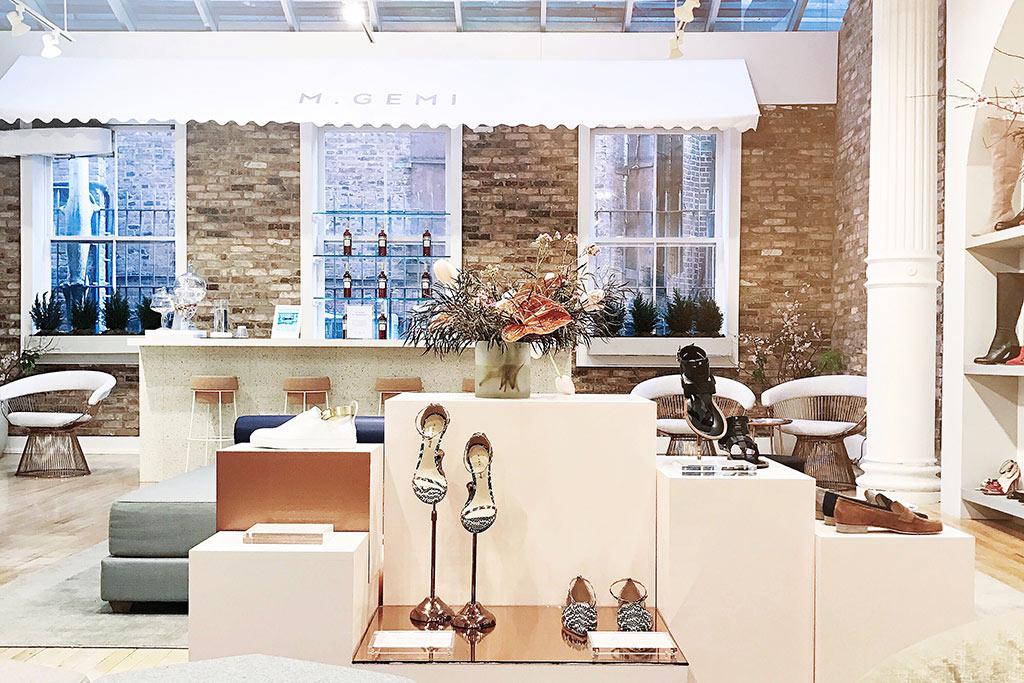 M.Gemi store New York Soho