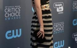 "Margot Robbie: Best Actress ""I, Tonya"""