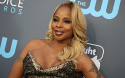 mary j blige, critics choice awards