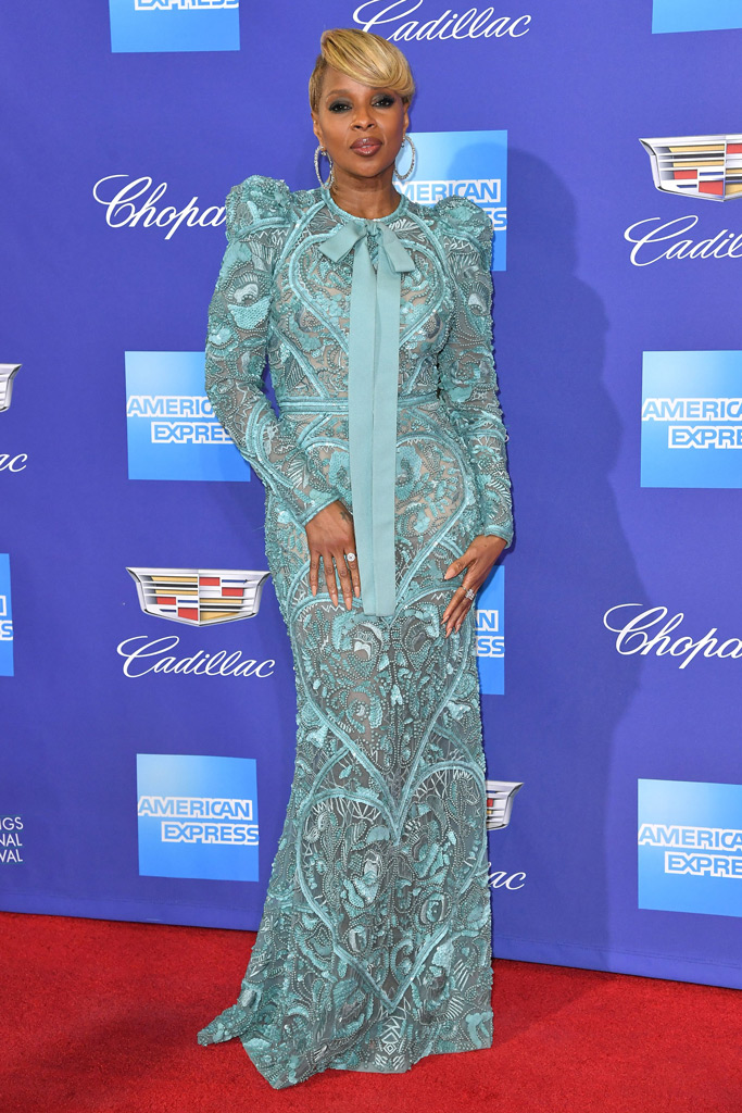 Mary J Blige, Palm Springs
