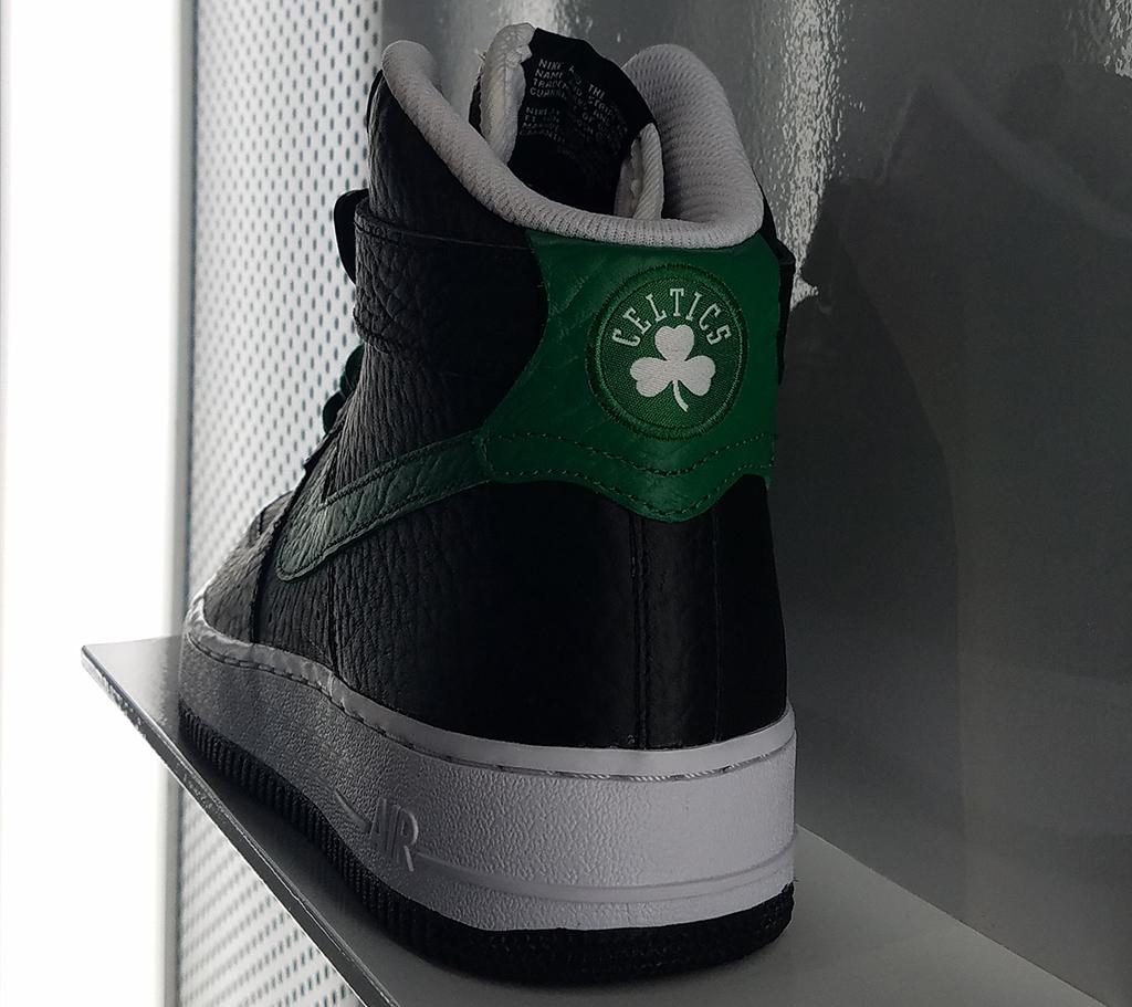 Nike Air Force 1 High Celtics