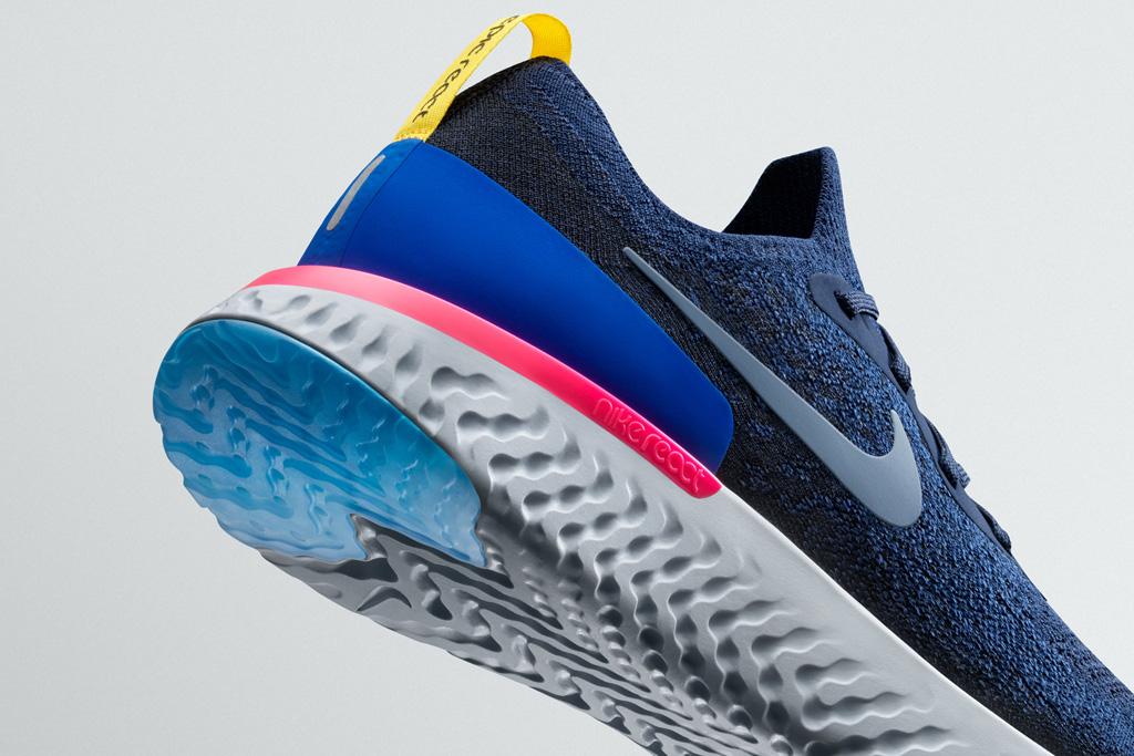 Epic React Sneaker Feels Like Running