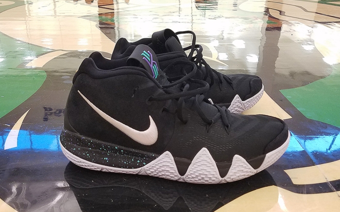 Nike Kyrie 4 Boston Celtics