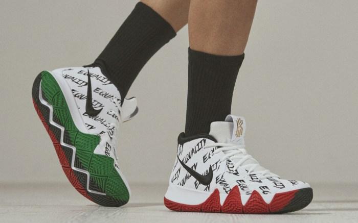 Nike Kyrie 4 BHM