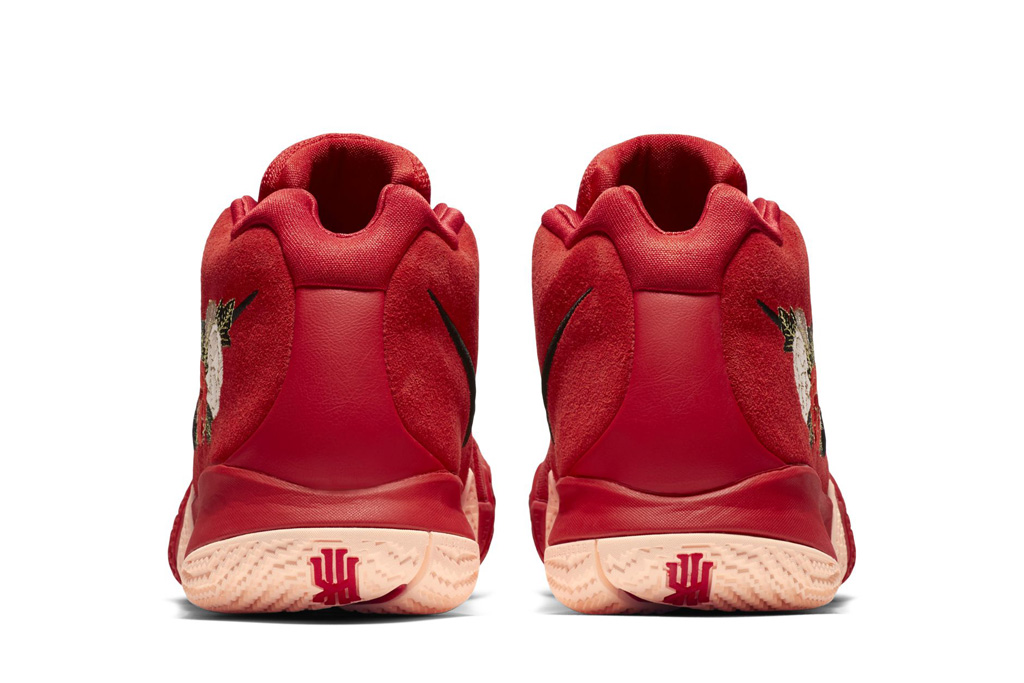 Nike Kyrie 4 Chinese New Year