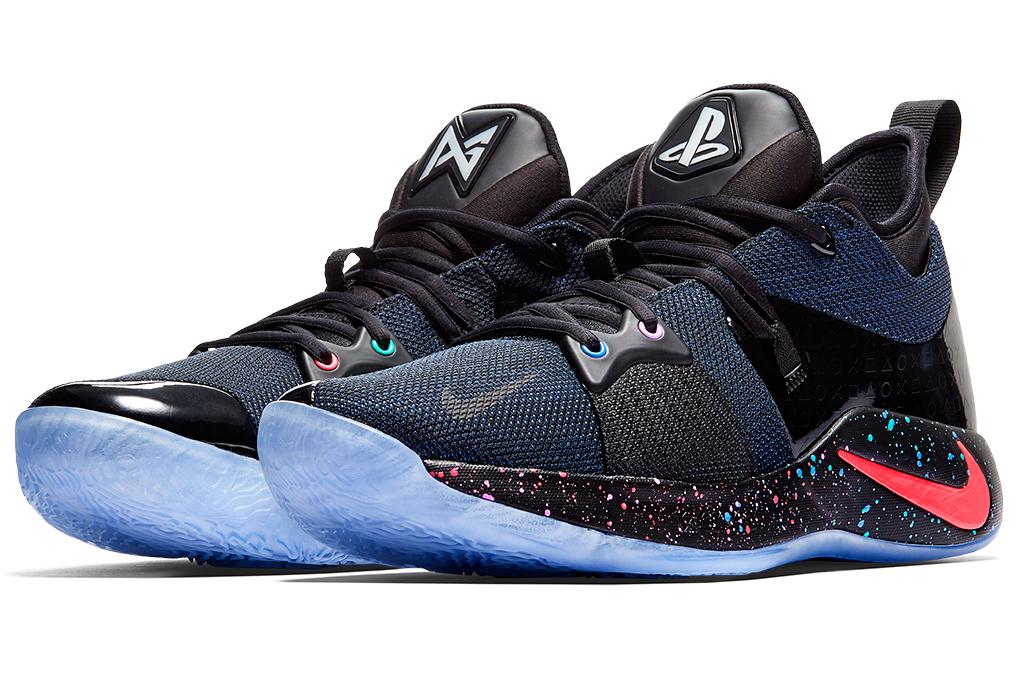 NBA Paul George Nike PG2 PlayStation