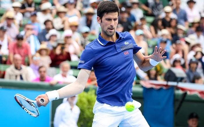 Novak Djokovic Is Asics Newest Tennis Ambassador Footwear News