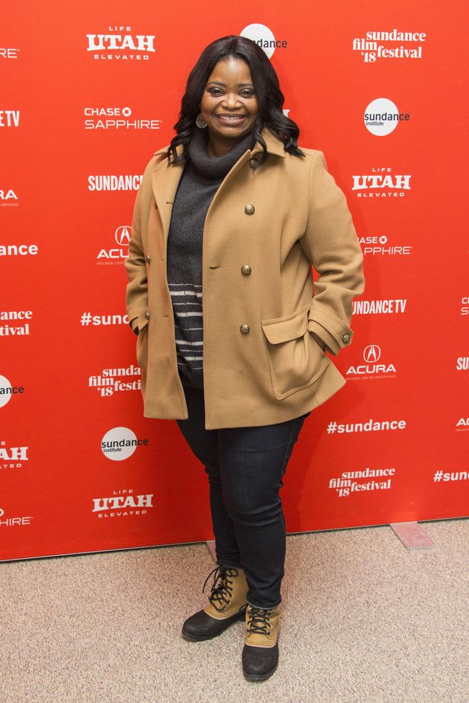 Sundance Film Festival, Octavia Spencer
