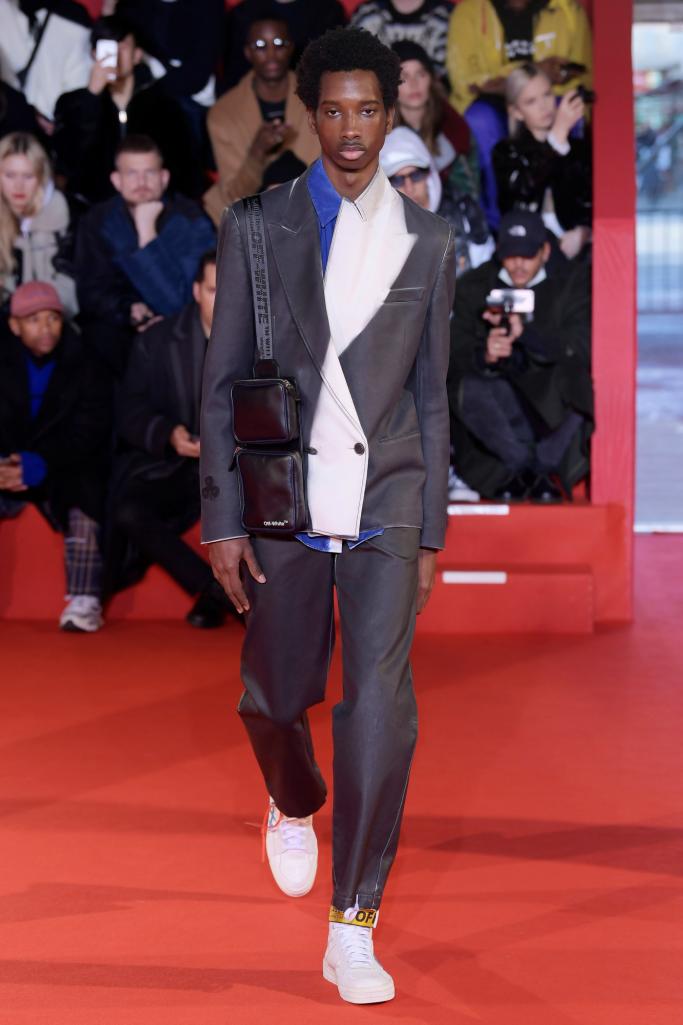 Off-White fall 2018, paris men's fashion week